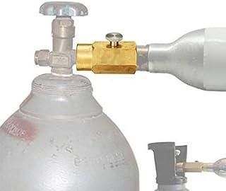 nologo Victool Co2 refilladapter för Sodastream Soda Club Tank CO2 refilladapter anslutningskit vattenkarbonator W21.8