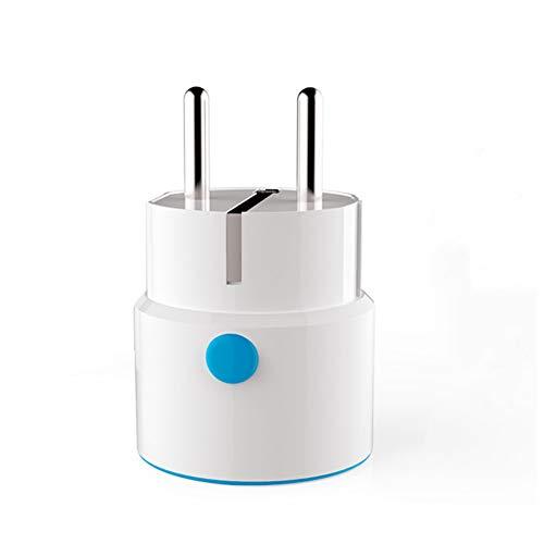 Preisvergleich Produktbild Smart Plugs Z-Wave Fernbedienungsbuchse,  Kein Hub Erforderlich,  Smart-Steckdose mit Fernbedienung,  für Fibaro Alarm 110-230V(EU)