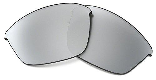 Oakley RL-Half-Jacket-2.0-13 Lentes de reemplazo para gafas de sol, Multicolor, 55 Unisex Adulto