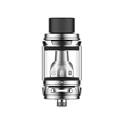 Original Vaporesso NRG Tank 5ml with 0.15ohm GT4/GT8 Coil Head NRG Atomizer (Stainless)