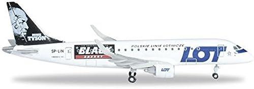 Daron Herpa-erj175 500 ke Tyson Model Airplane by Daron
