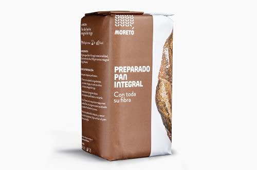 Moretó - Harina de Trigo Integral 1 Kg