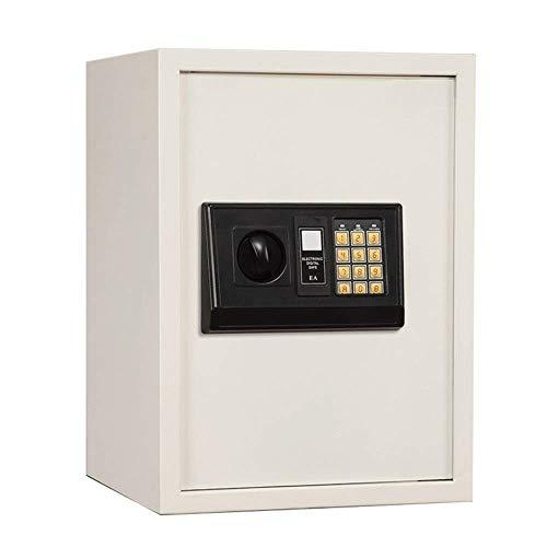 Cajas fuertes para gabinetes, cajas fuertes Anti-fuego Antirrobo Seguridad electrónica digital Caja de seguridad Caja de seguridad de anclaje a la pared a prueba de fuego Caja de seguridad para diner