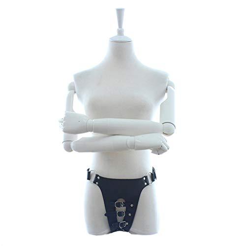 JTQMDD Erwachsenen Metall Vorhängeschloss SM Spielzeug verstellbare Jungfräulichkeit Hosen Health Supplies