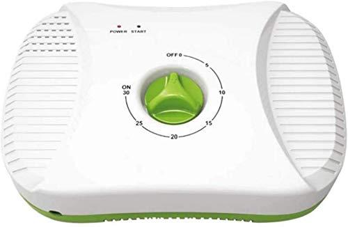 Wghz Generador de ozono, purificador de Agua y Aire de ozono 400Mg/H Purificador de Aire para el hogar, para esterilizador de Agua Esterilización de Frutas y Verduras Desinfectador de ozono