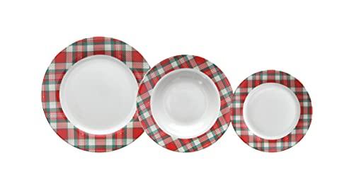 Tognana Porcellane Scozia Servizio 18 piatti