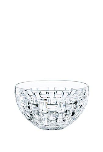 Spiegelau & Nachtmann, 4-teiliges Dipschalen-Set, Rund, Ø 9,8 cm, Kristallglas, Bossa Nova, 101322