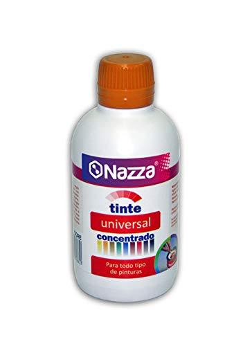Tintes Universales Concentrados para Pinturas de todo tipo | Muy recomendado también para Resinas y barnices al Agua | Color Ocre | Formato de 250 ml