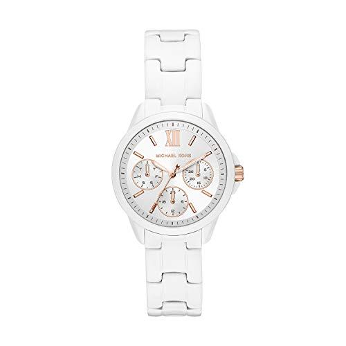 Michael Kors - Reloj de Cuarzo de Acero Inoxidable para Mujer MK6819