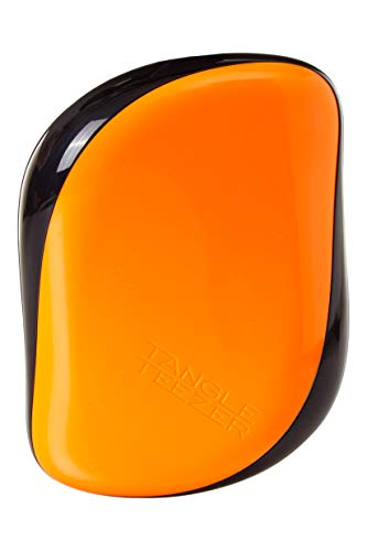Tangle Teezer Compact Styler Peine Neon Flare, Naranja - 150 gr