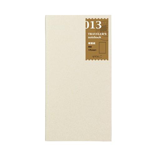 デザインフィル『トラベラーズノート リフィル 軽量紙』