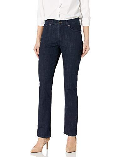 Levi's Women's Classic Straight Jeans, Island Rinse, 32 (US 14) S