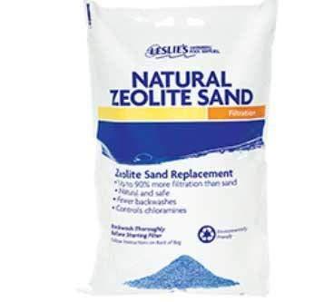 Natural Zeolite Sand