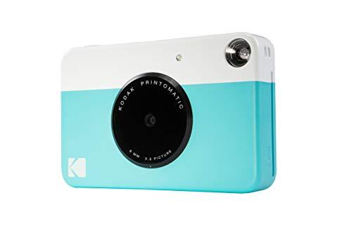 KODAK RODOMATICBLWM Printomatic Instant Camera Blue/White