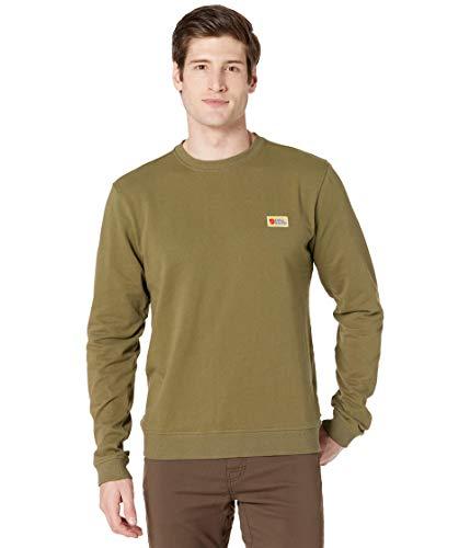 Fjallraven Vardag Sweater M Sweatshirt, Mens, Green, XXL