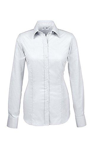 GREIFF Damen-Bluse Modern with 37,5 Slim Fit, 6519, Grösse 32