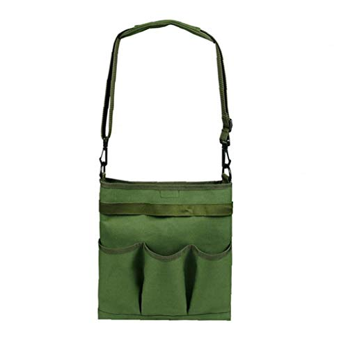 Bolsa de herramientas de jardín Herramienta para el jardín Organizador impermeable de...