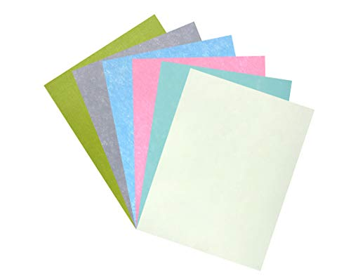 3M (TM) Wetordry (TM) Polishing Microfinishing Sand Paper Film Flexible Backing NON PSA 8-1/2 Inches x 11 Inches (1, 6 Pc set 30, 15, 9, 3, 2 and 1 Micron)