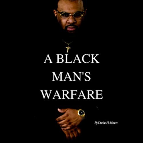 A Black Man's Warfare audiobook cover art