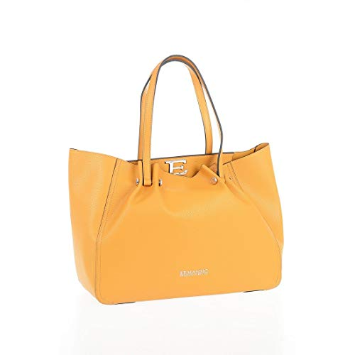 Ermanno Scervino Shopping Grande Linea Tote Giovanna 12400945 Yellow