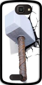 Mobilinnov Archos 50 Cesium Marteau de Thor Silikon Hülle Handyhülle Schutzhülle - Zubehor Etui Smartphone Archos 50 Cesium Accessoires