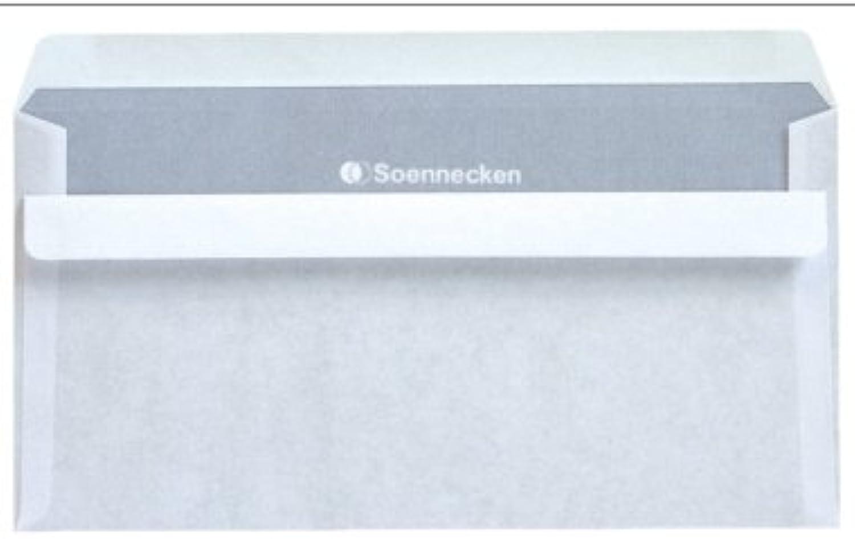 SOE Briefhülle kompakt 2932 sk oF w 125x229mm hf weiß 75g Pa1.000St B002N1RMBY   Online