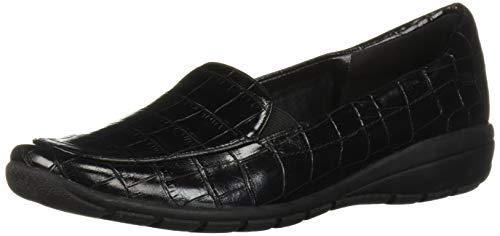 Easy Spirit Abriana3 Chaussures Basses pour Femme - Noir - Noir 001, 38.5 EU