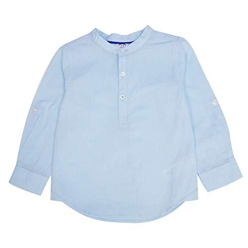 Charanga BLUSKY Camisa, AZUL, 2-3 para Niños