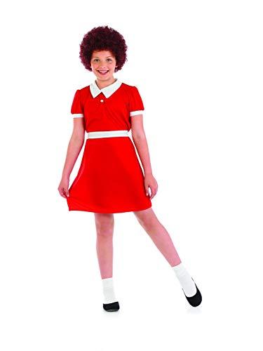 Fun Shack Roja Personaje De Hurfano Disfraz para Nias - M