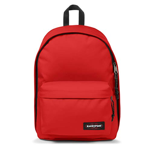 EASTPAK OUT OF OFFICE Mochila tipo casual, 44 cm, 27 liters, Rojo (Teasing Red)
