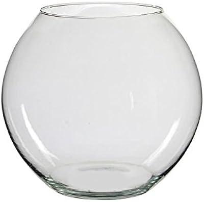 EDELMAN Roza Vase verre - Verre - H29,5 x D33 cm