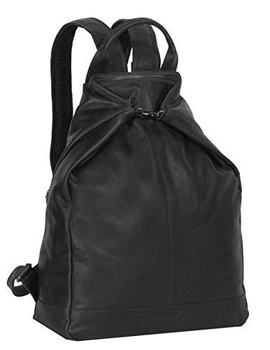 The Chesterfield Brand Manchester Rucksack Leder 40 cm black