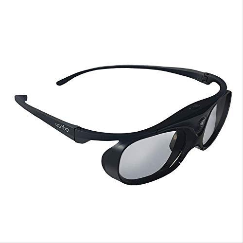 Guo stereoscoopprojector voor tv, film, thuisbioscoop, 3D-bril