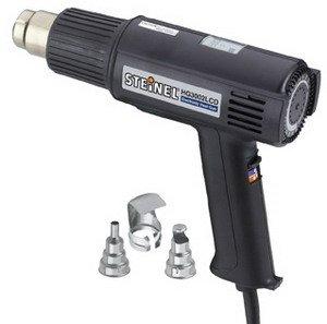 Steinel Heat Gun HG3002 LCD w/Three Nozzles