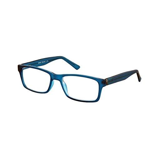 I Need You zonnebril Harry, blauw, Diottria: +2,5-200g