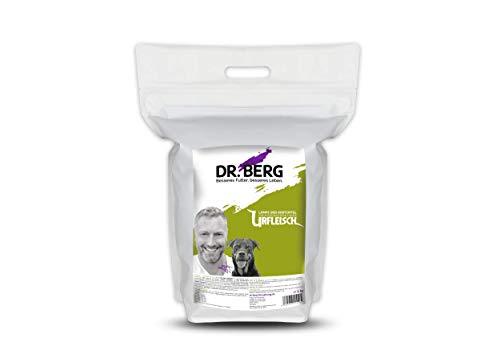 Dr. Berg URFLEISCH Lamm & Kartoffel - Getreidefreies, hypoallergenes Hundefutter - Trockenfutter mit viel FRISCHFLEISCH - extra verträglich und lecker durch natürliche Zutaten (5 kg)