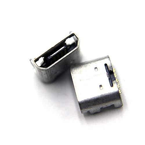 10 Stück/Los Neu für LG Optimus L7 P700 P705 P710 P715 MICRO USB-Ladesynchronisationsanschlussstecker