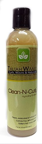 Taliah Waajid Clean N Curly Hydrating Shampoo 237ml