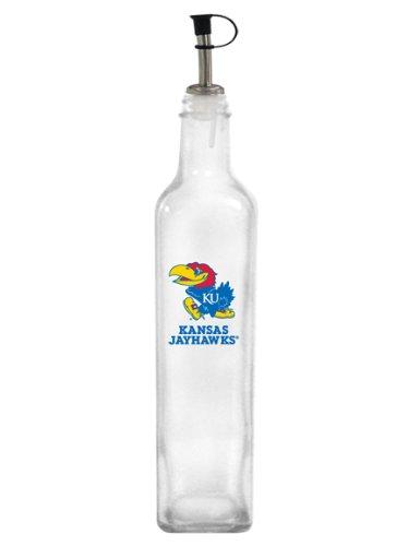 Wine Things All American Oil Bottle, University of Kansas