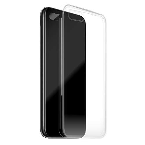KSTORE365 Funda para Xiaomi Redmi 6A, Carcasa Silicona Transparente, Protector De Goma Blanda, Cover Caucho, Gel TPU para Xiaomi Redmi 6A
