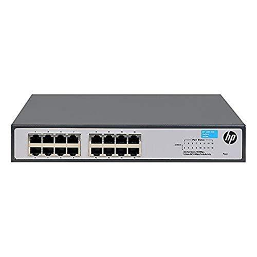 HP JH016A Hpe Officeconnect 1420 16G Switch Netzwerk-Hub