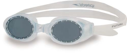 Nieuwe Speedo Zwemmen Futura Ice Plus Junior Goggles Aquawear Kids Zwembril