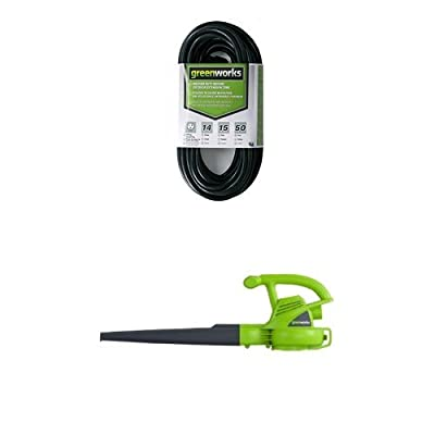 Greenworks Amp Speed Blower