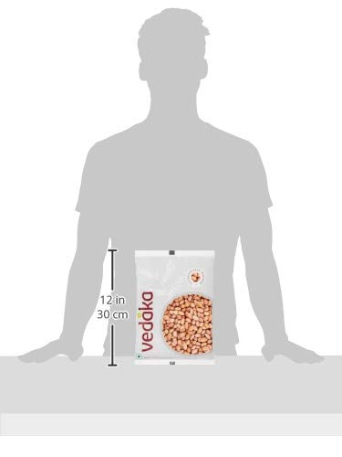 Amazon Brand - Vedaka Raw Peanuts, Pink, 1kg 5