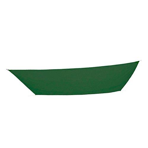 AKTIVE 53915 - Gazebo a Vela Verde Scuro 300x400 cm