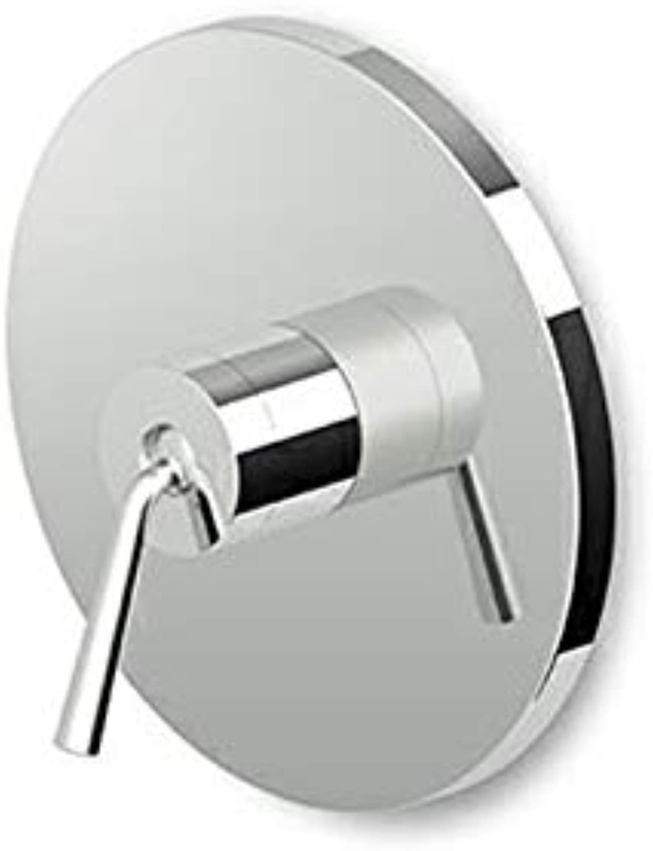 Zucchetti Isystick wall single lever shower tap ZP1090-Chrome