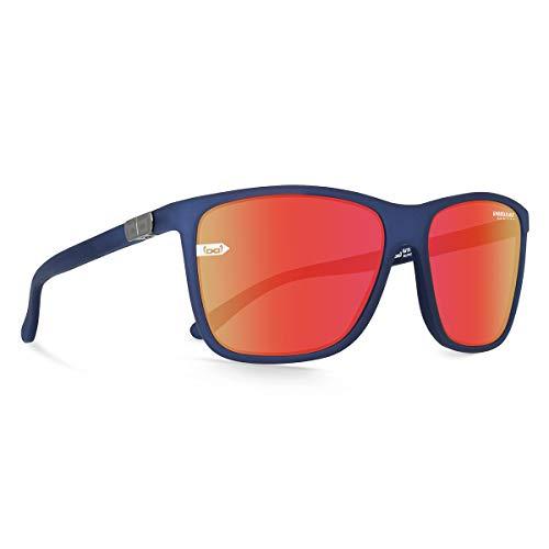 Gloryfy unbreakable eyewear (Gi15 St. Pauli KTM) - Unzerbrechliche Sonnenbrille, Sun Glasses für Herren, Damen, KTM, Lifestyle, Blau-Orange