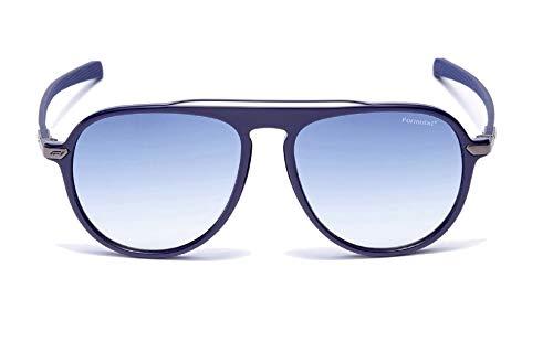 Formula 1 Eyewear Gold Collection Final Lap Dark Navy Gafas de sol Unisex F1S1046