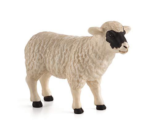 Jouet Figurine: Mouton au Visage Noir - Planète des Animaux