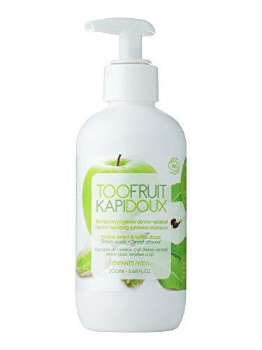 TOOFRUIT Shampooing Kapidoux pomme & amande 200Ml Bio -